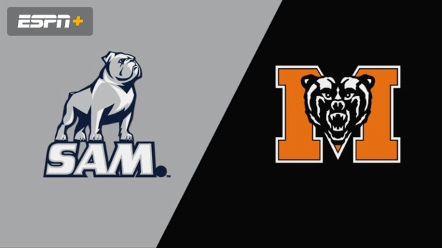 Samford vs. Mercer (M Basketball)