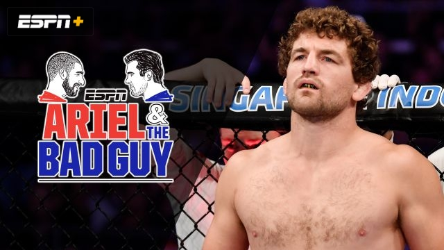 Wed, 11/20 - Ariel and the Bad Guy: Breaking down Askren's legacy