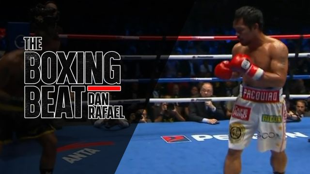 Tue, 7/17 - The Boxing Beat with Dan Rafael