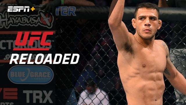 UFC 185: Pettis vs. Dos Anjos