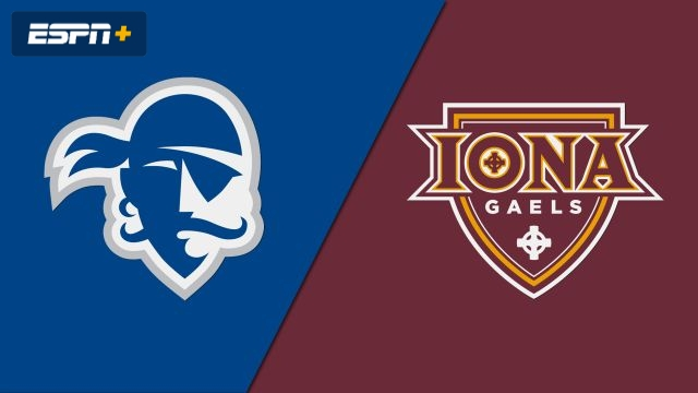 Seton Hall vs. Iona (W Basketball)
