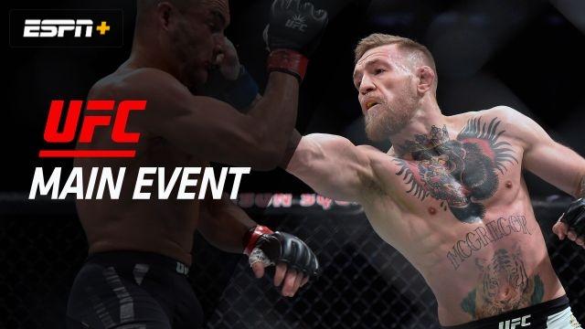 McGregor vs. Alvarez