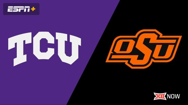 TCU vs. Oklahoma State (M Basketball)