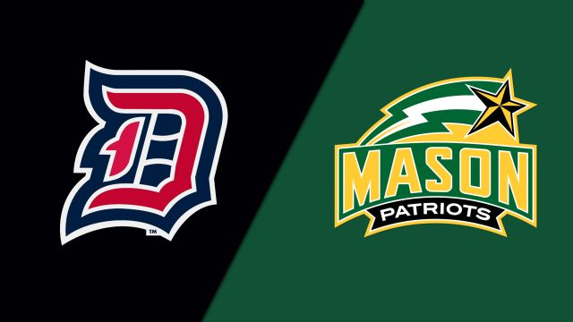 Duquesne vs. George Mason (M Soccer)