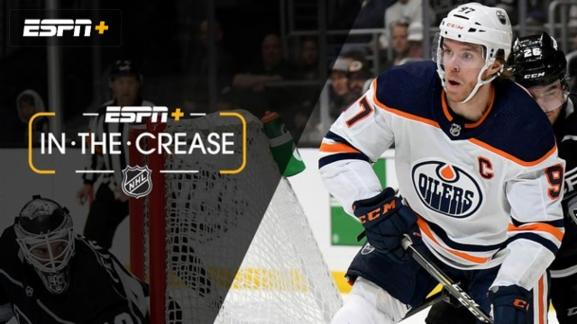 Mon, 2/24 - In the Crease: McDavid returns from injury