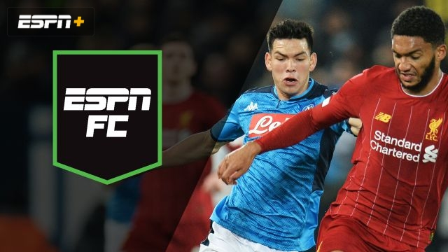 Wed, 11/27 - ESPN FC: Liverpool still UCL favorites?