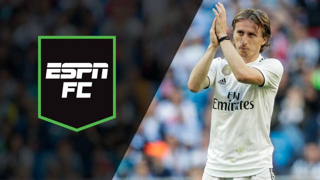 Sat, 3/16 - ESPN FC: The Real Madrid of old
