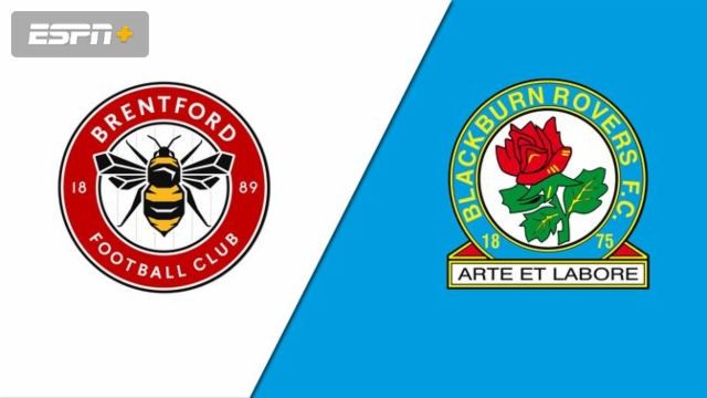 Brentford vs. Blackburn Rovers (English League Championship)