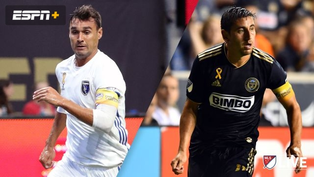 San Jose Earthquakes vs. Philadelphia Union (MLS)