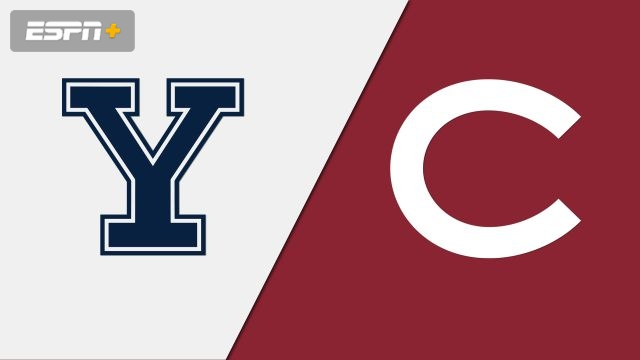Yale vs. Colgate (W Hockey)