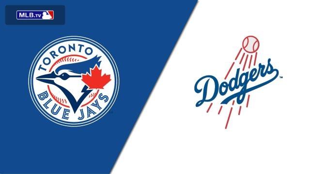 Toronto Blue Jays vs. Los Angeles Dodgers