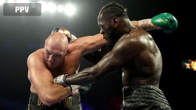 In Spanish - Deontay Wilder vs. Tyson Fury II (Main Card)