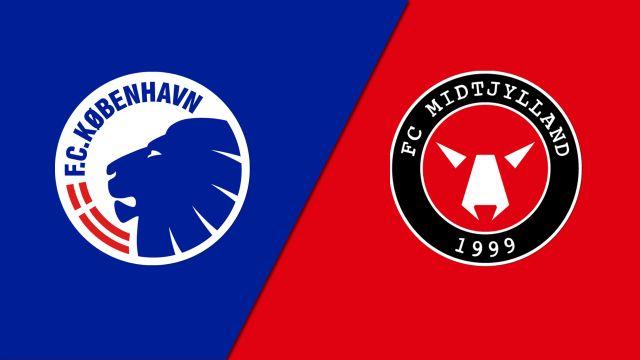 Kobenhaven vs. FC Midtylland (Danish Superliga)