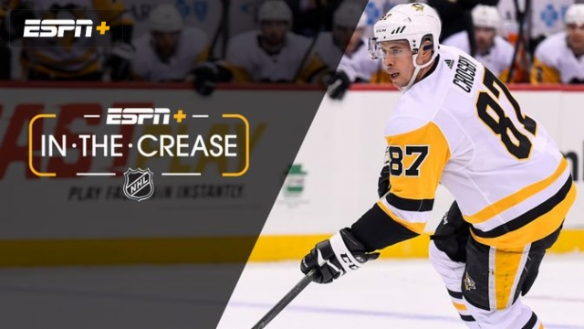 Mon, 2/3 - In the Crease: Crosby, Ovechkin face-off
