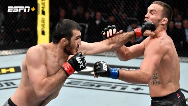 Ramazan Emeev vs. Anthony Rocco Martin (UFC Fight Night: Zabit vs. Kattar)