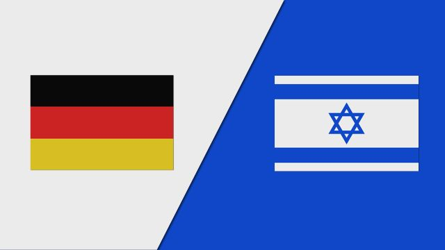 Germany vs. Israel (FIBA World Cup Qualifier)