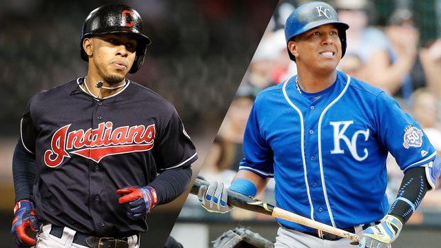 Cleveland Indians vs. Kansas City Royals