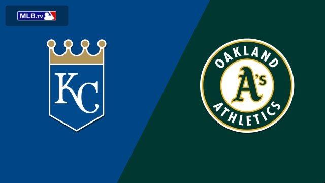 Kansas City Royals vs. Oakland Athletics