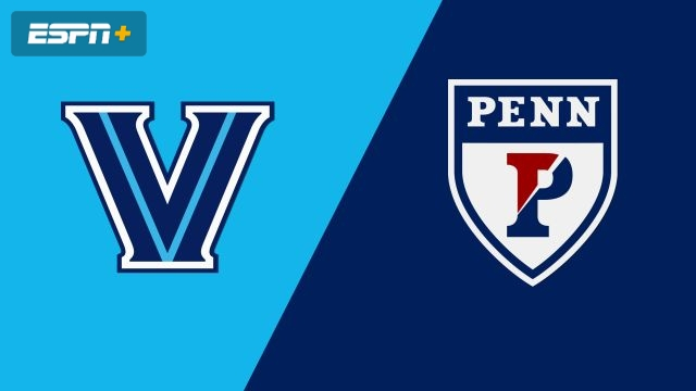 Villanova vs. Pennsylvania