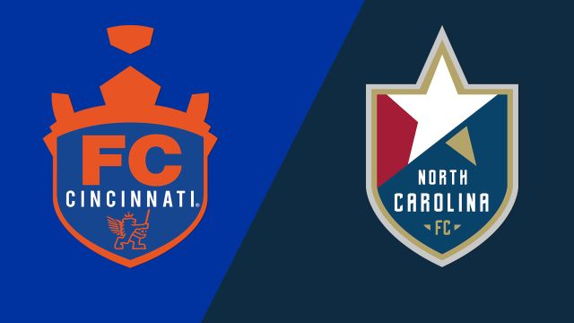 FC Cincinnati vs. North Carolina FC