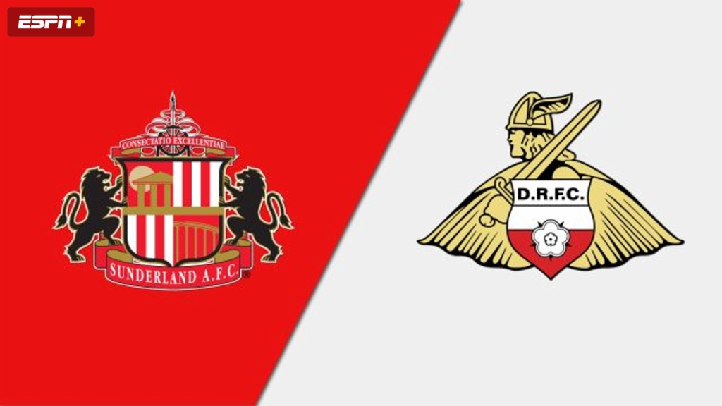 Sunderland vs. Doncaster Rovers (English League One)