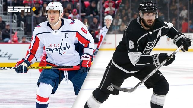 Washington Capitals vs. Los Angeles Kings