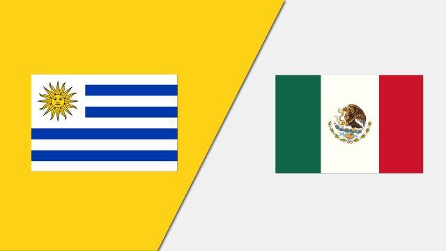 Uruguay vs. Mexico (FIBA World Cup Qualifier)