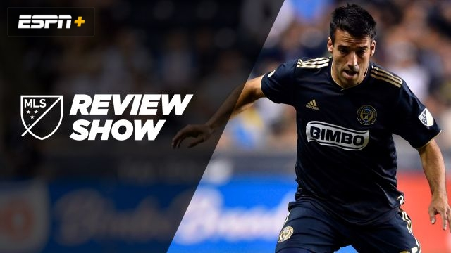 Mon, 6/10 - MLS Review: Union, Bulls battle in Philly