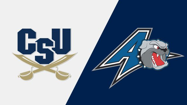 Charleston Southern vs. UNC Asheville (W Volleyball)