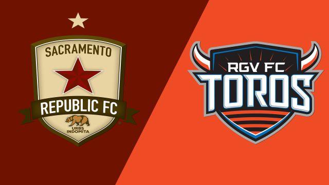Sacramento Republic FC vs. Rio Grande Valley FC