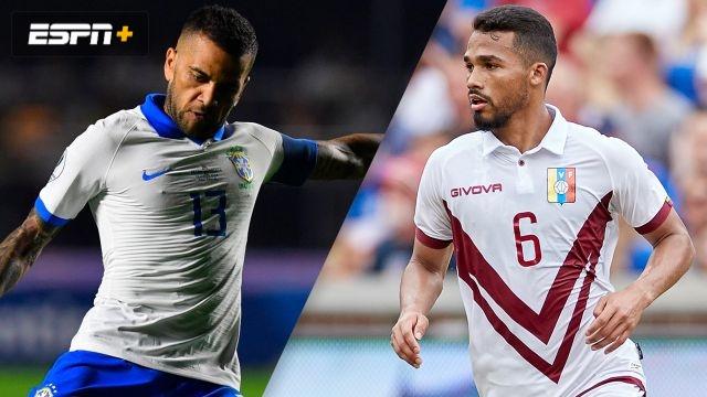 Brazil vs. Venezuela (Group Stage) (Copa America)