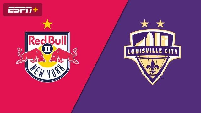 New York Red Bulls II vs. Louisville City FC (USL Championship)