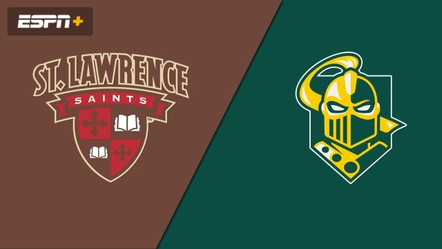 St. Lawrence vs. #5 Clarkson (M Hockey)