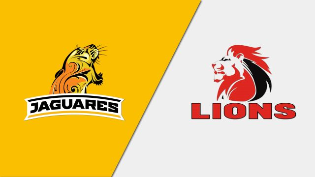 Jaguares vs. Lions (Super Rugby)
