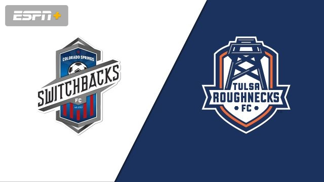 Colorado Springs Switchbacks FC vs. Tulsa Roughnecks FC (USL Championship)