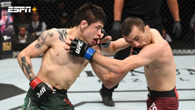 Brandon Moreno vs. Askar Askarov (UFC Fight Night)
