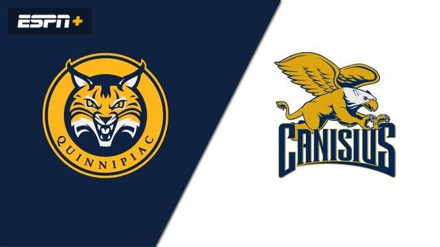 Quinnipiac vs. Canisius (W Soccer)