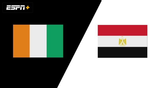 Cote D'Ivoire vs. Egypt (Classification For 5th To 8th Place) (FIBA Women's Afrobasket)