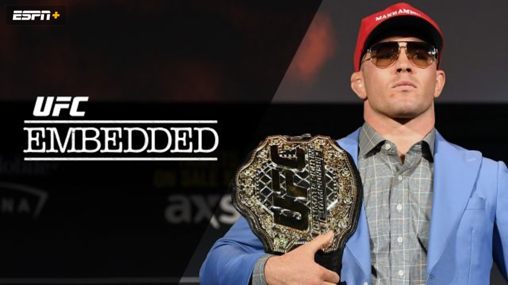 UFC 245 Embedded (Ep. 2)