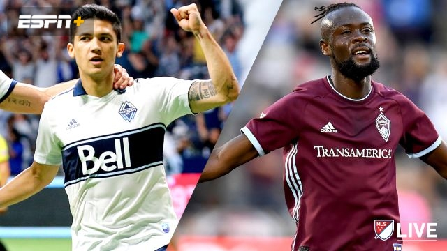 Vancouver Whitecaps FC vs. Colorado Rapids (MLS)