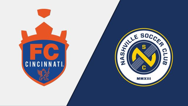 FC Cincinnati vs. Nashville SC (USL Cup Playoffs)