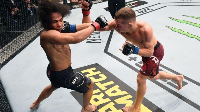 UFC Fight Night: Blachowicz vs. Santos (Main Card)