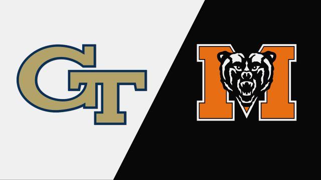 Georgia Tech vs. Mercer (Baseball)