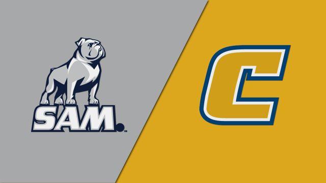 Samford vs. Chattanooga (W Basketball)