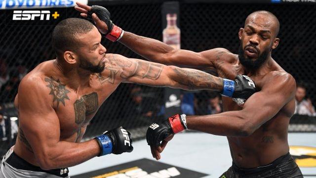 Jon Jones vs. Thiago Santos (UFC 239)