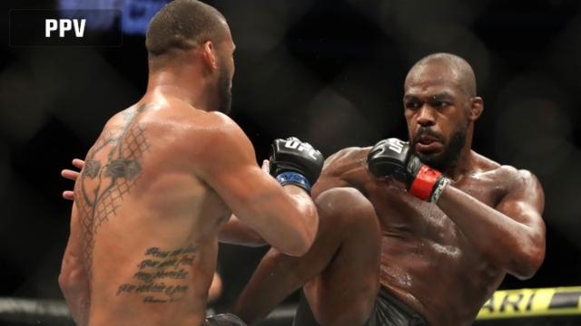UFC 239: Jones vs. Santos (Main Event)