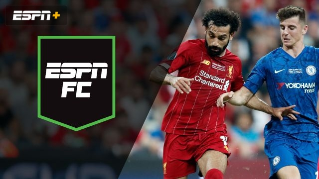 Wed, 8/14 - ESPN FC: UEFA Super Cup showdown