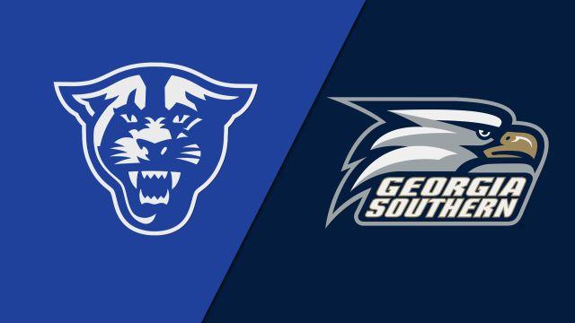 Georgia State vs. Georgia Southern (M Soccer)