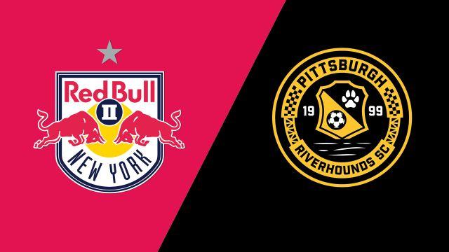 New York Red Bulls II vs. Pittsburgh Riverhounds SC (United Soccer League)