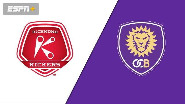 Richmond Kickers vs. Orlando City B (USL League One)
